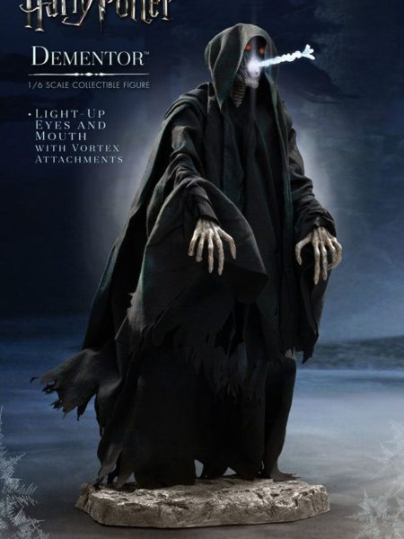 Star Ace Harry Potter Dementor 1:6 Deluxe Figure