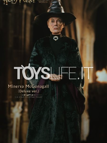 Star Ace Harry Potter Minerva McGonagall 1:6 Deluxe Figure