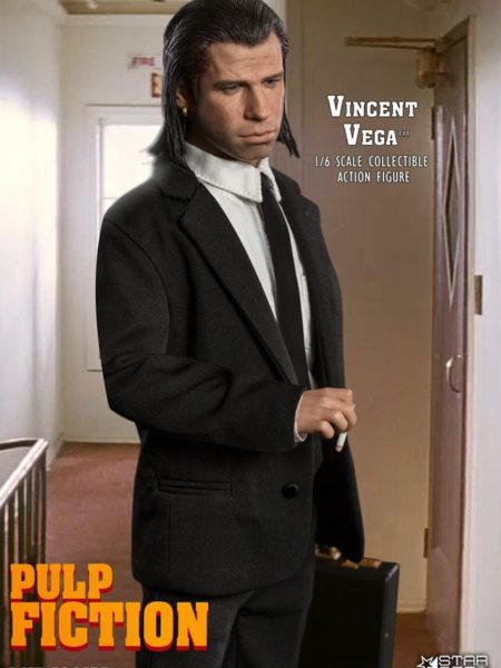 Star Ace Pulp Fiction Vincent Vega 1:6 Figure