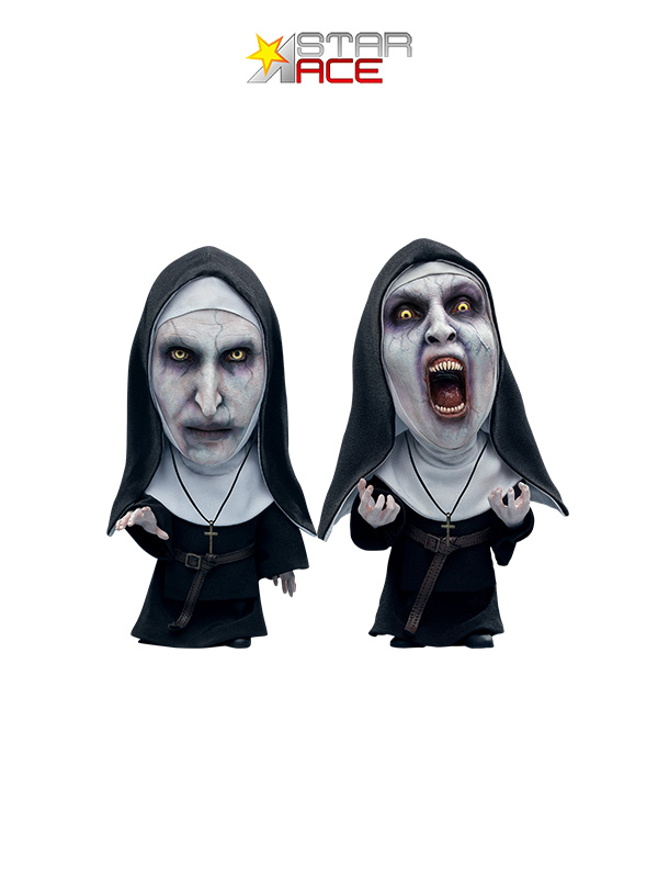 Star Ace The Nun Valak Closed Mouth/Open Mouth Figure
