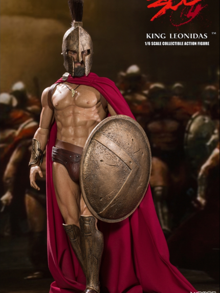 Star Ace Toys 300 King Leonidas 1:6 Figure