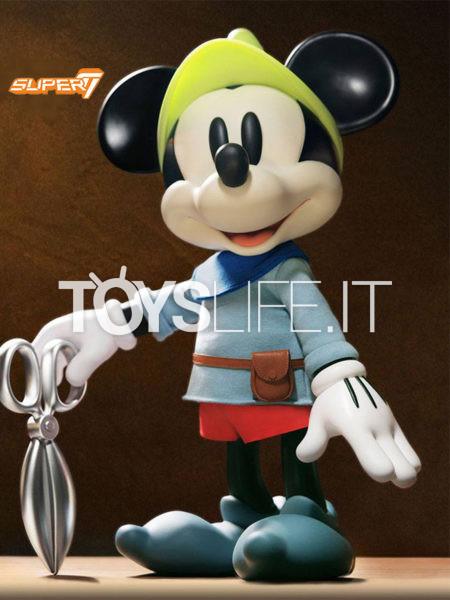 Super 7 Disney Brave Little Tailor Mickey Mouse Supersize Figure 40 CM
