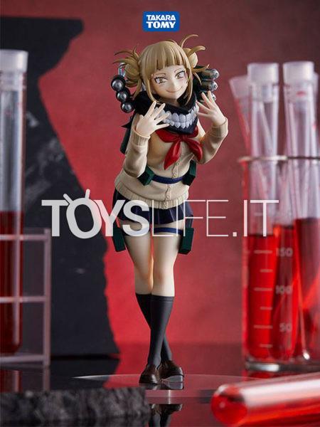 Takara Tomy My Hero Academia Himiko Toga Pop Up Parade Pvc Statue