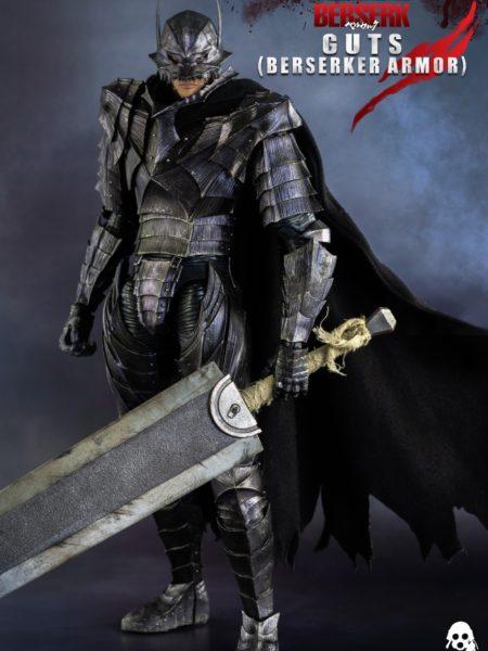 Threezero Berserk Guts Berserker Armor 1:6 Figure