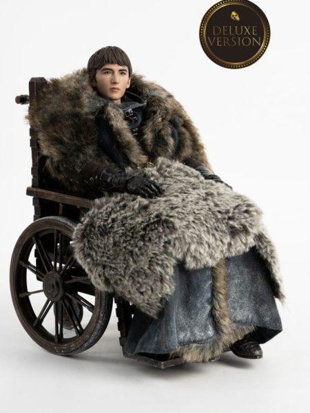 Threezero Game of Thrones Bran Stark 1:6 Deluxe Figure