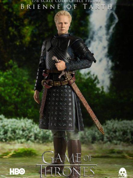 Threezero Game of Thrones Brienne of Tarth 1:6 Deluxe Figure