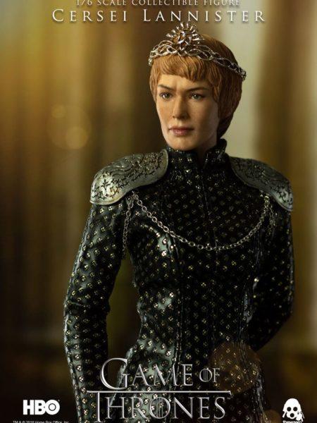 Threezero Game of Thrones Cersei Lannister 1:6 Figure