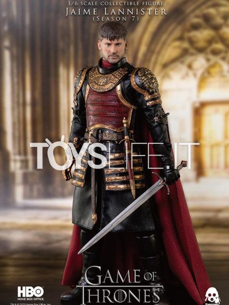 Threezero Game Of Thrones Jaime Lannister 1:6 Figure