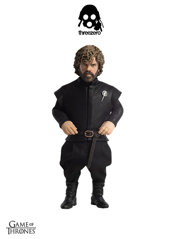 Threezero Game Of Thrones Serie 7 Tyrion Lannister 1:6 Deluxe Figure