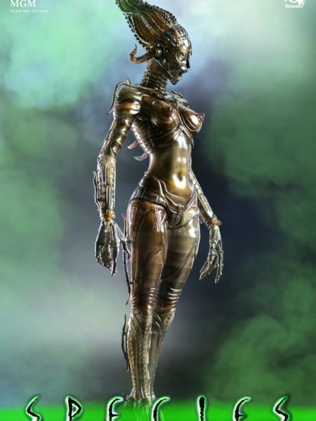 Threezero Species Sil 1:6 Figure
