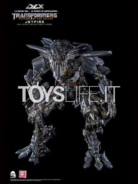 Threezero Transformers Revenge of the Fallen Jetfire DLX Figure