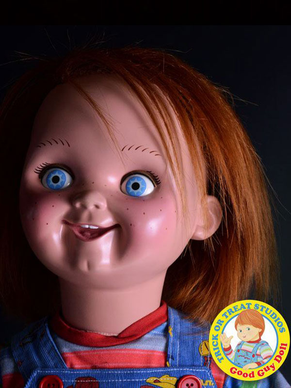 Trick Or Treat Studios Child's Play 2 Chucky 1:1 Prop Replica