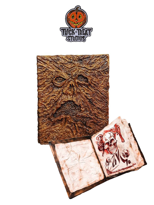 Trick Or Treat Studios Evil Dead 2 Necronomicon Book Of Dead Version 2 Lifesize 1:1 Replica