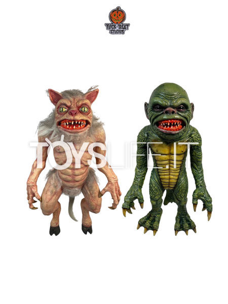 Trick Or Treat Ghoulies II Cat Ghoulie/ Fish Ghoulie Lifesize 1:1 Puppet Replica