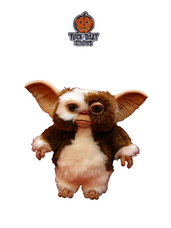 Trick Or Treat Gremlins Gizmo 1:1 Puppet Replica 25 cm