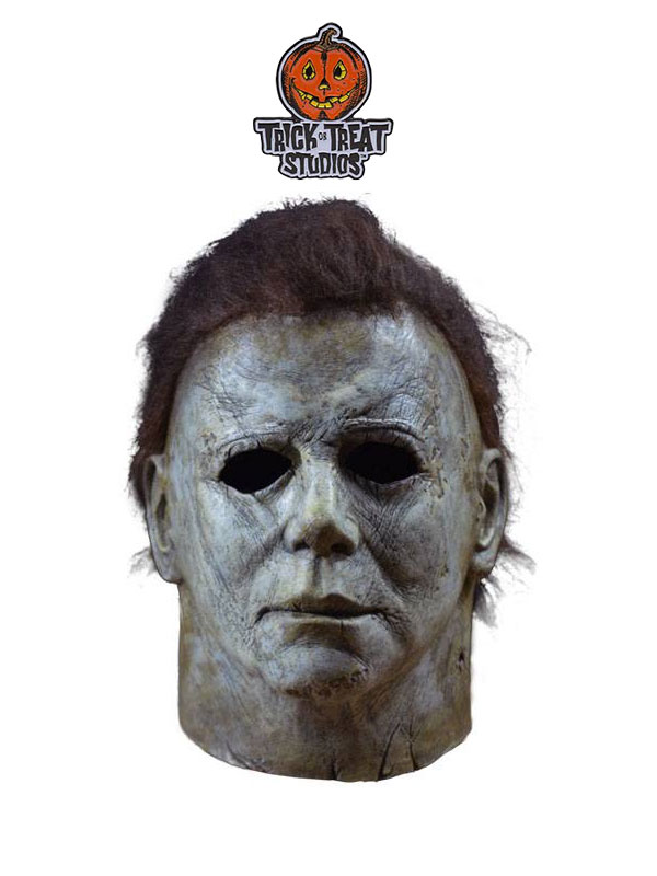 Trick Or Treat Halloween 2018 Michael Myers Latex 1:1 Mask
