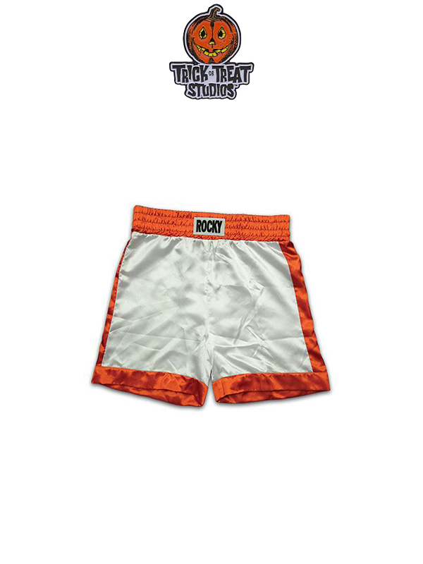 Trick Or Treat Studios Rocky Balboa Boxing Trunks 1:1 Replica