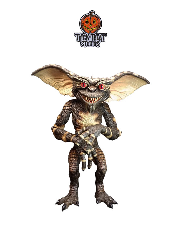 Trick Or Treat Gremlins Puppet Prop Replica Evil Gremlin Lifesize Puppet 70 cm