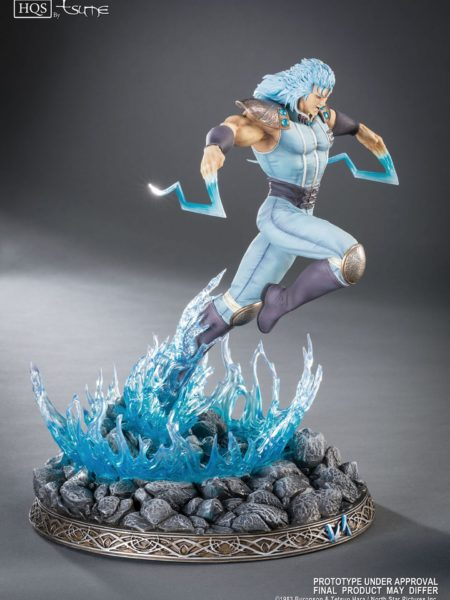 Tsume Art Hokuto No Ken Rei HQS Statue