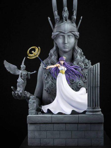 Tsume Art Saint Seiya Athena HQS+ Statue