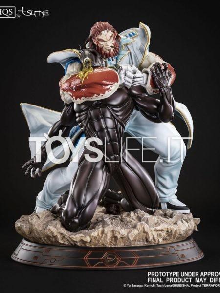 Tsume Art Terra Formars Sylvester Asimov 1:6 HQS Statue