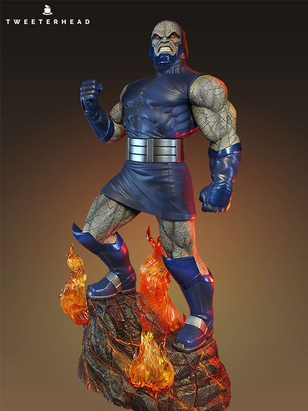 Tweeterhead DC Comics Super Powers Darkseid Maquette