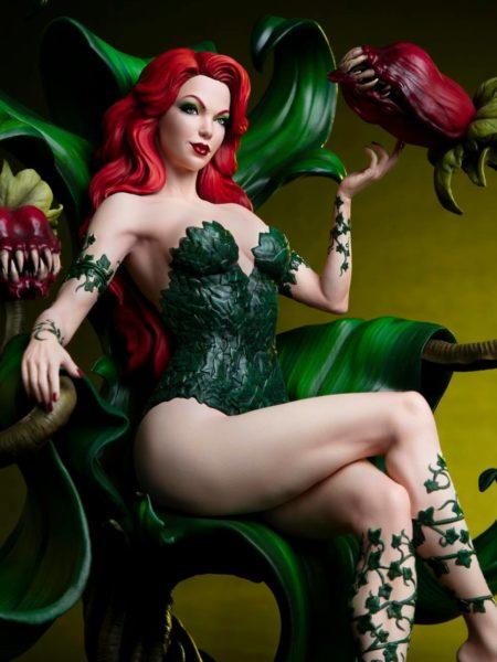 Tweeterhead DC Comics Poison Ivy Maquette
