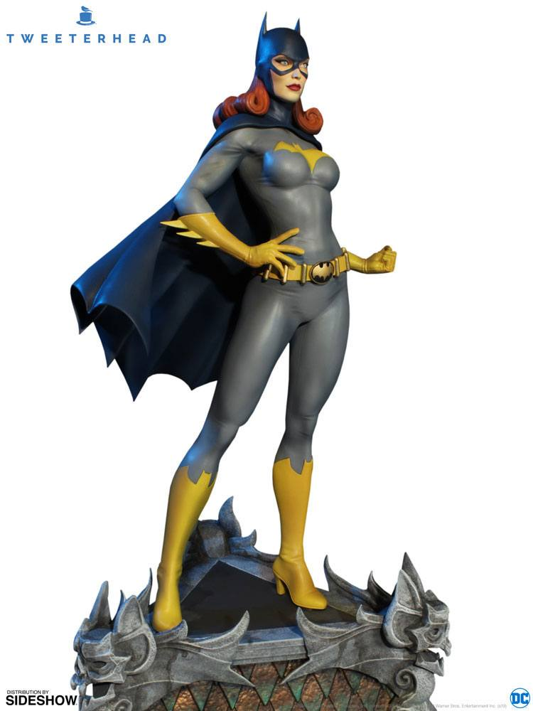 Tweeterhead DC Comics Super Powers Collection Batgirl Maquette