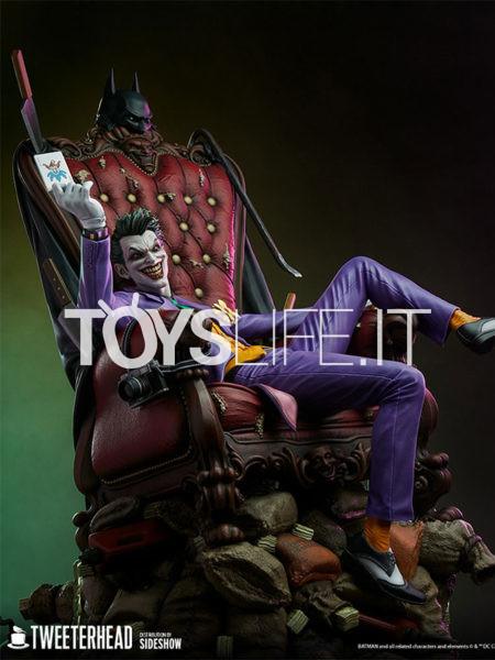 Tweeterhead DC Comics The Joker Deluxe Maquette
