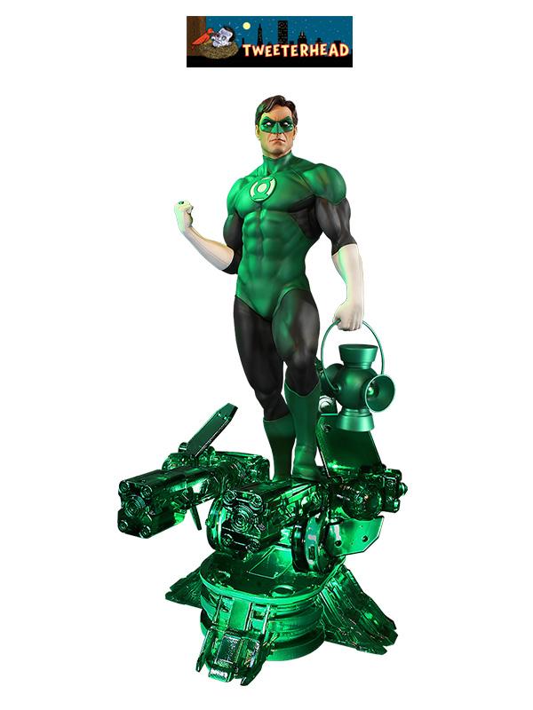 Tweeterhead DC Comics Green Lantern Maquette