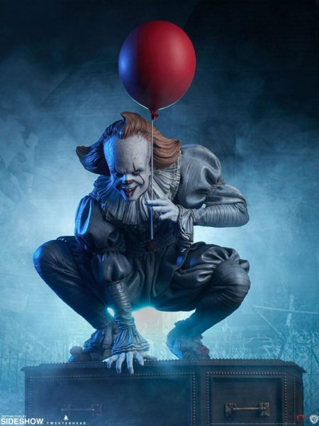 Tweeterhead IT 2017 Pennywise 1:5 Maquette