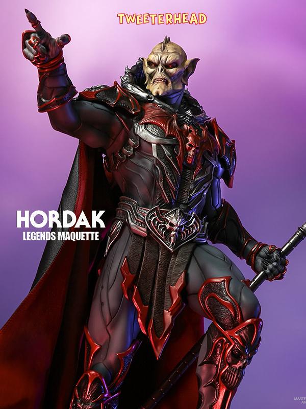 Tweeterhead Masters of the Universe Hordak 1:5 Legends Maquette