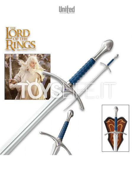 United Cutlery The Lord Of The Rings Glamdring Sword of Gandalf 1:1 Lifesize Replica