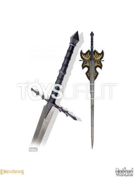 United Cutlery The Lord of the Rings Sword of the Ringwraith 1:1 Replica