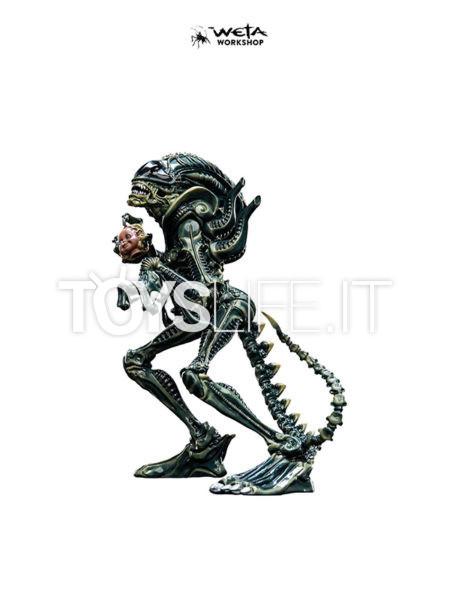 Weta Aliens 1986 Xenomorph Warrior Limited Mini Epics Figure