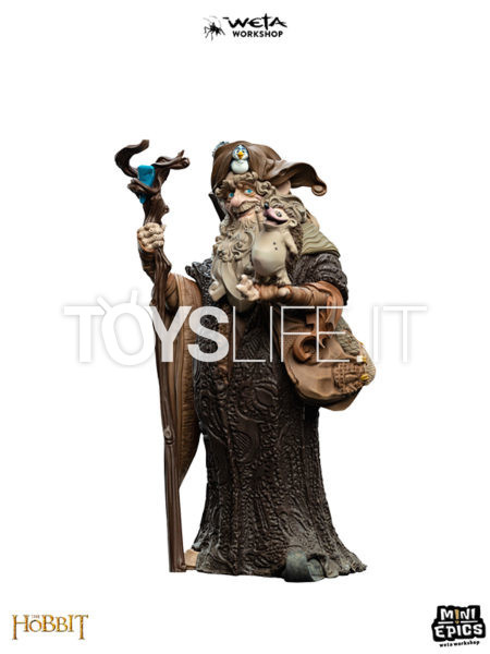Weta The Lord Of The Rings Radagast Mini Epics Pvc Figure