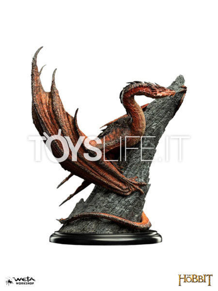 Weta The Hobbit Smaug the Magnificent Statue