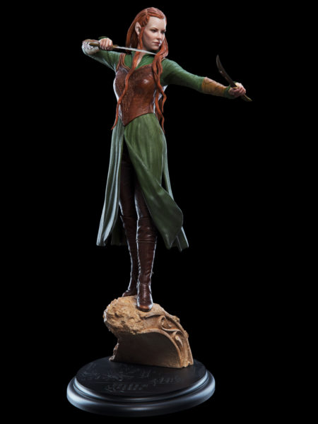 Weta The Hobbit Tauriel Of The Woodland Realm 1:6 Statue