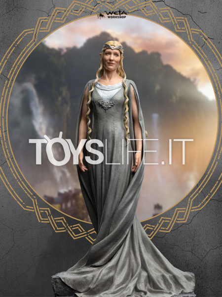 Weta The Hobbit Galadriel of the White Council 1:6 Statue