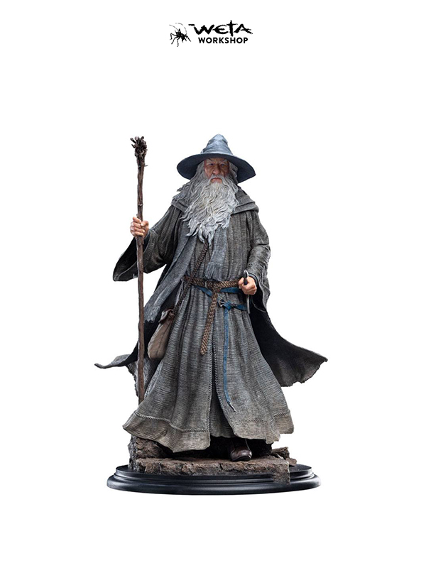 Weta The Lord of the Rings Gandalf the Grey Pilgrim Classic Series 1:6 Statue