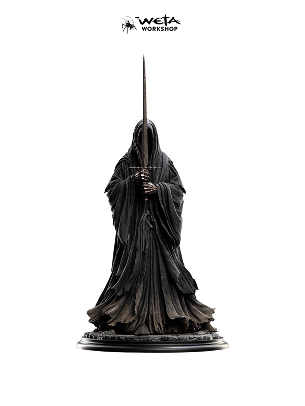 Weta The Lord of the Rings Ringwraith Of Mordor Classic Series 1:6 Statue