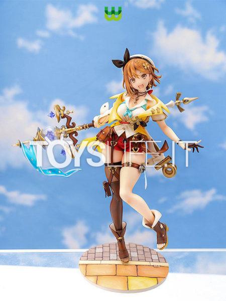 Wonderful Works Atelier Ryza 2 Lost Legends & the Secret Fairy Ryza Reisalin Stout 1:7 Pvc Statue