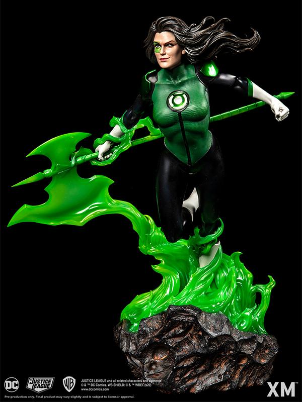 XM Studios DC Comics Jessica Cruz Green Lantern Rebirth 1:6 Statue