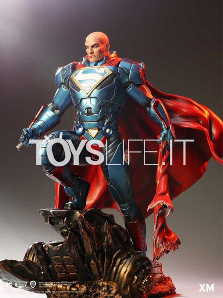 XM Studios DC Comics Lex Luthor Rebirth 1:6 Statue