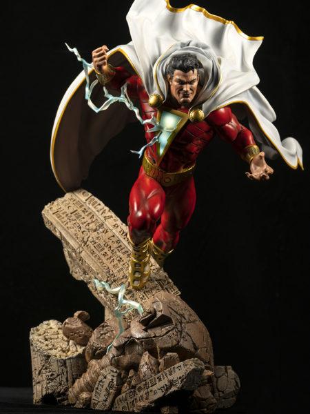 XM Studios DC Comics Shazam Rebirth 1:6 Statue