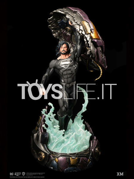 XM Studios DC Comics Superman Recovery Suit Rebirth 1:6 Statue