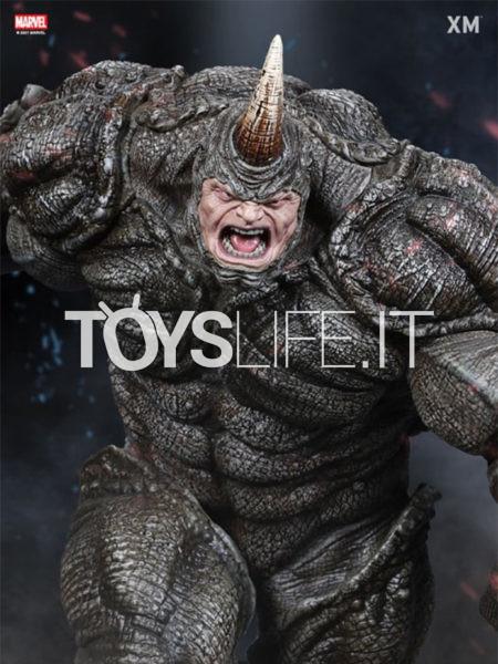XM Studios Marvel Comics Rhino 1:4 Premium Statue