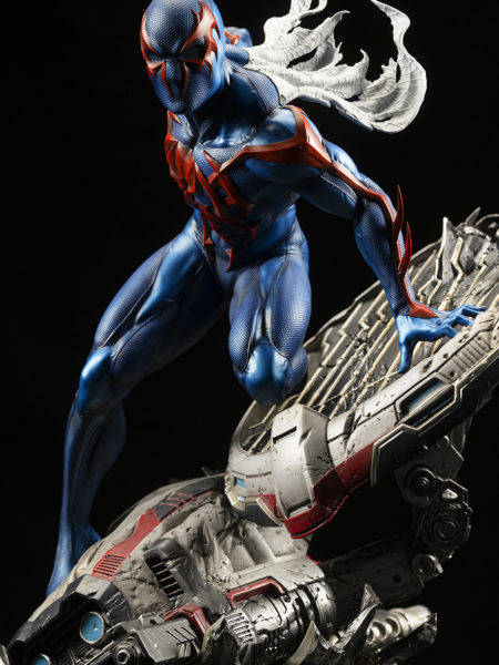XM Studios Marvel Comics Spiderman 2099 1:4 Statue