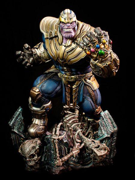 XM Studios Marvel Comics Thanos 1:4 Statue