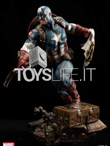 XM Studios Marvel Premium Collectibles Series Ultimate Captain America 1:4 Statue